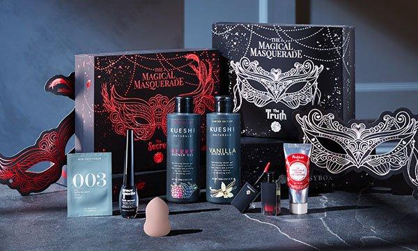 Découvrez tous les produits du coffret Magical Masquerade !