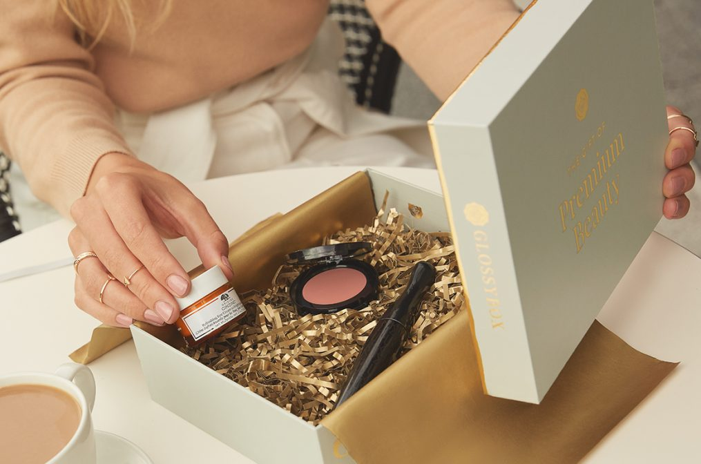 Snart lanseras lyxiga The Gift of Premium Beauty