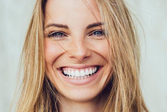 Ett friskare leende hela livet!