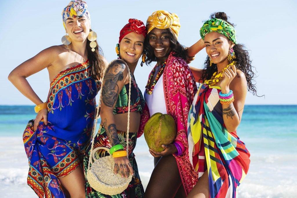 Brasiliansk skönhet från Sol de Janeiro