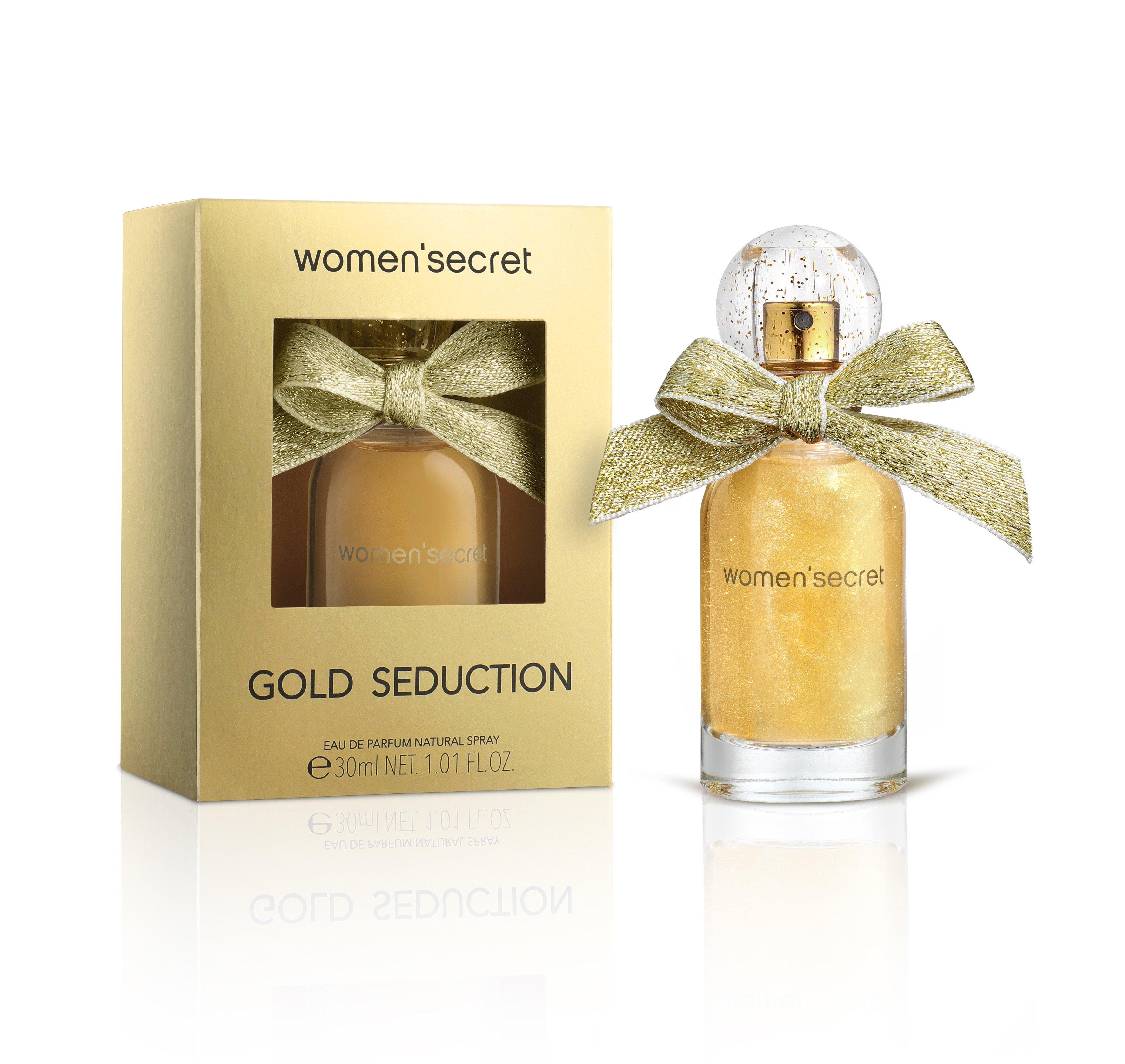 Gold Seduction i Glossybox