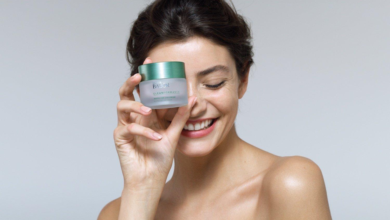 Stärk hudens barriär med Cleanformance