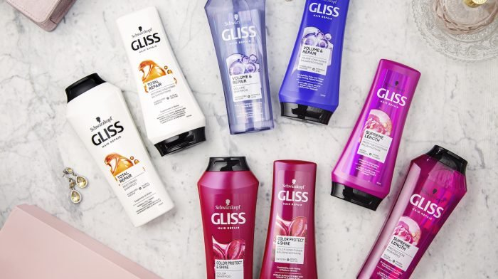 Hitta rätt GLISS för just ditt hår!