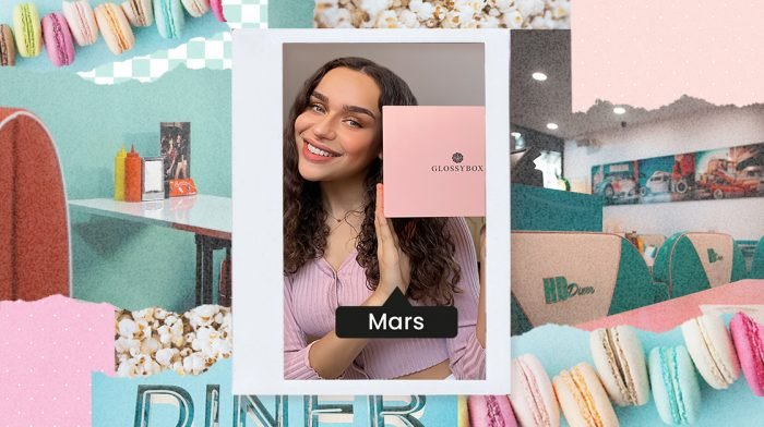 GLOSSYBOX mars 2021: Unboxing Pretty Pleasures