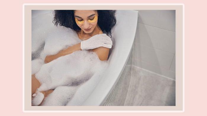 GLOSSYBOX Self-care Sunday: Badrutin för mjuk och len hud