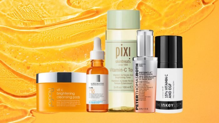 Addera C-vitamin till din hudvårdsrutin och gör dig redo för glow