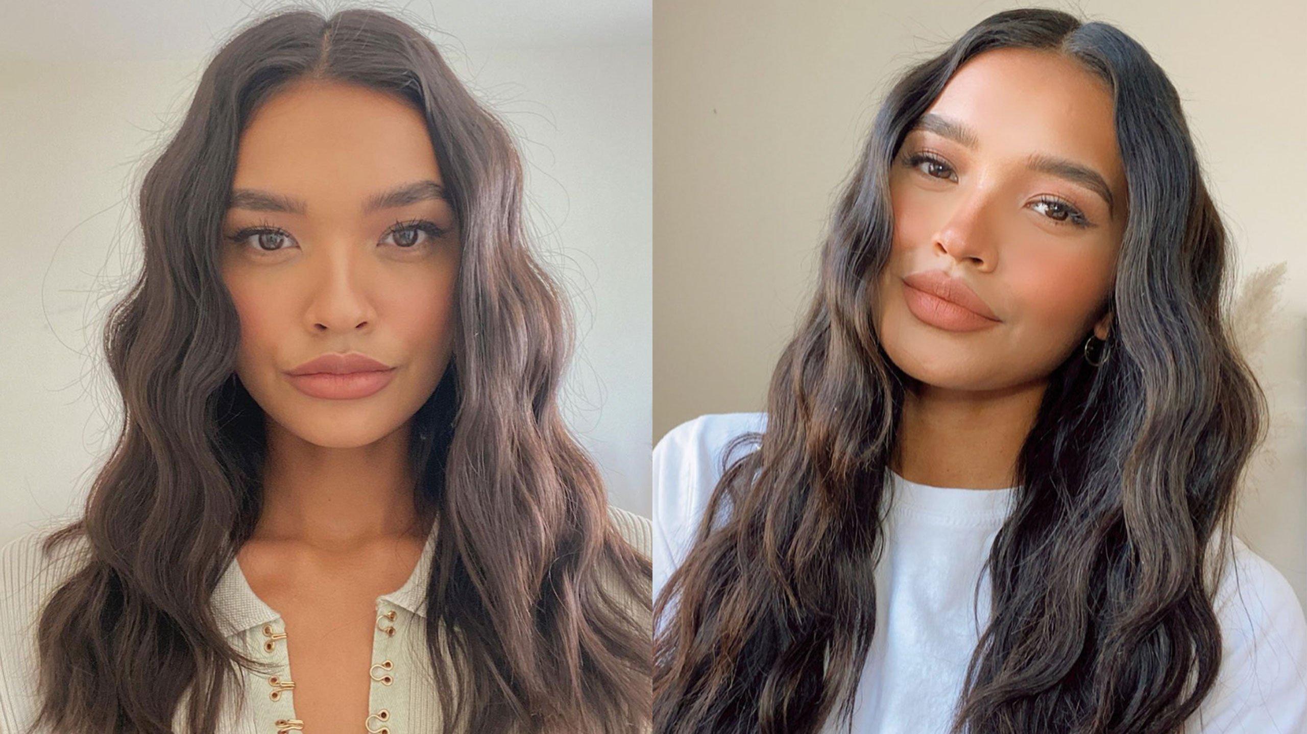 Enligt TikTok är Mermaid waves sommarens stora hårtrend (vi har testat!)