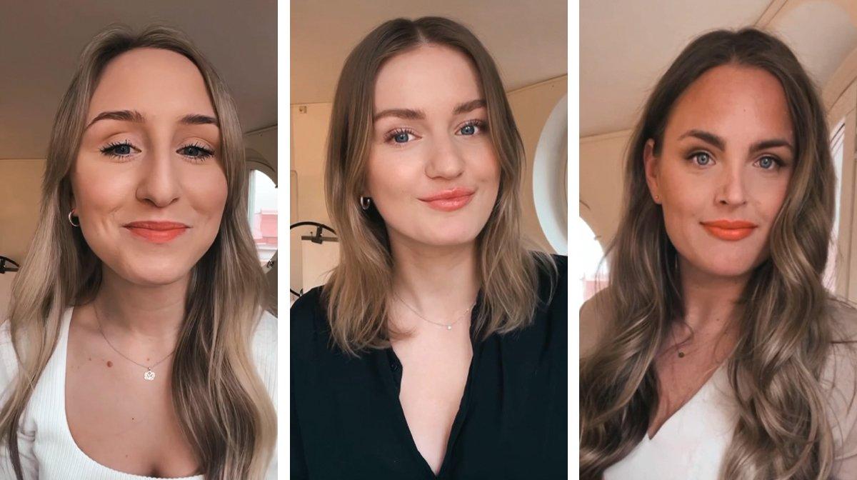 Färgstarka läppar – 5 looks att inspireras av för att naila trenden