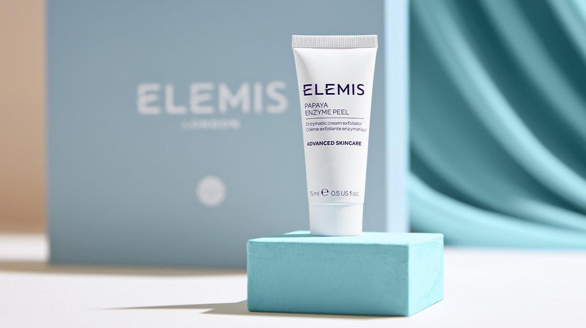 Papaya Enzyme Peel är en del av vår ELEMIS-box – därför borde du testa den