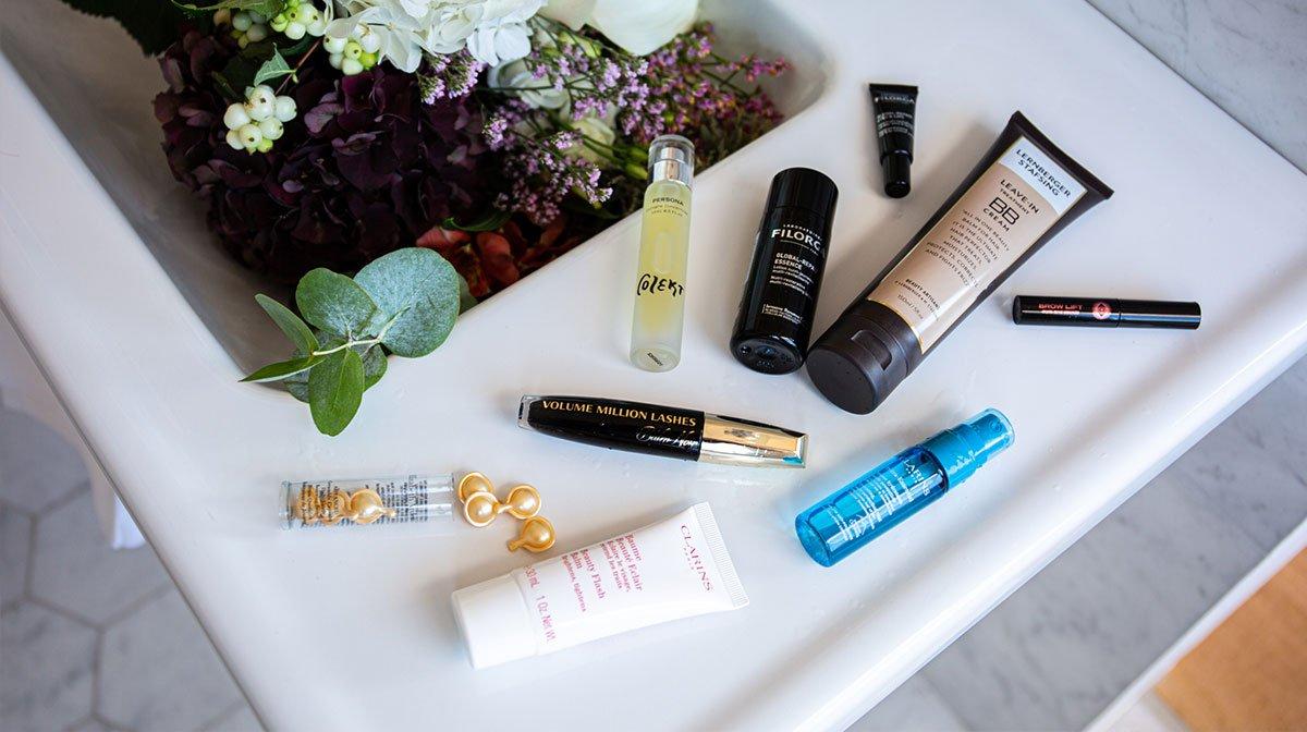 Beautyexperternas bästa tips! Så använder du produkterna i ELLE x GLOSSYBOX Limited Edition