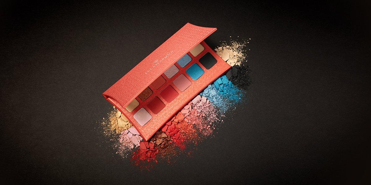 Illamasqua Expressionist Artistry Eyeshadow palette