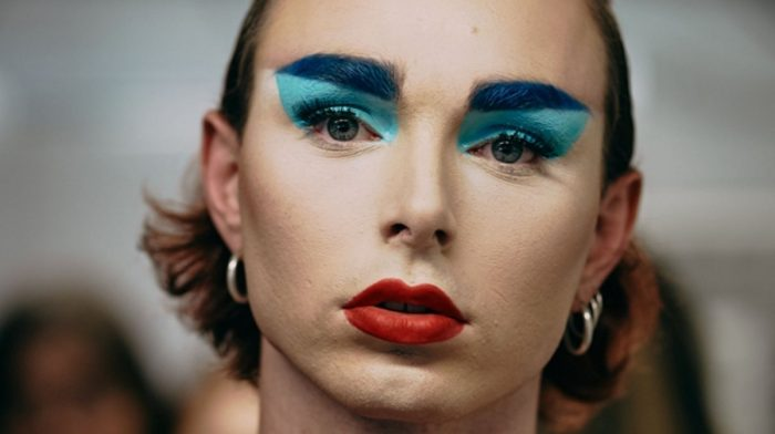London Fashion Week: Backstage at Pam Hogg