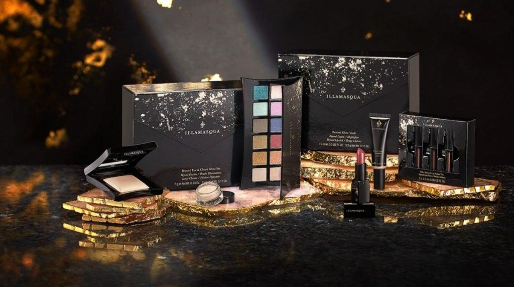 Illamasqua Beyond Collection, luxury gift sets