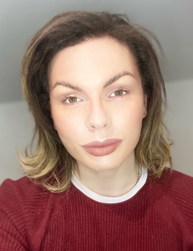 Billy-Jo, Illamasqua Makeup Artist