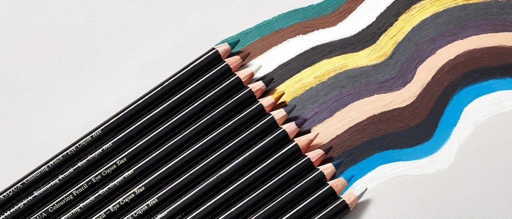 Colouring Eye Pencils new shades