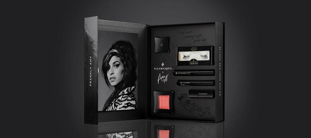 Illamasqua x Amy beauty box