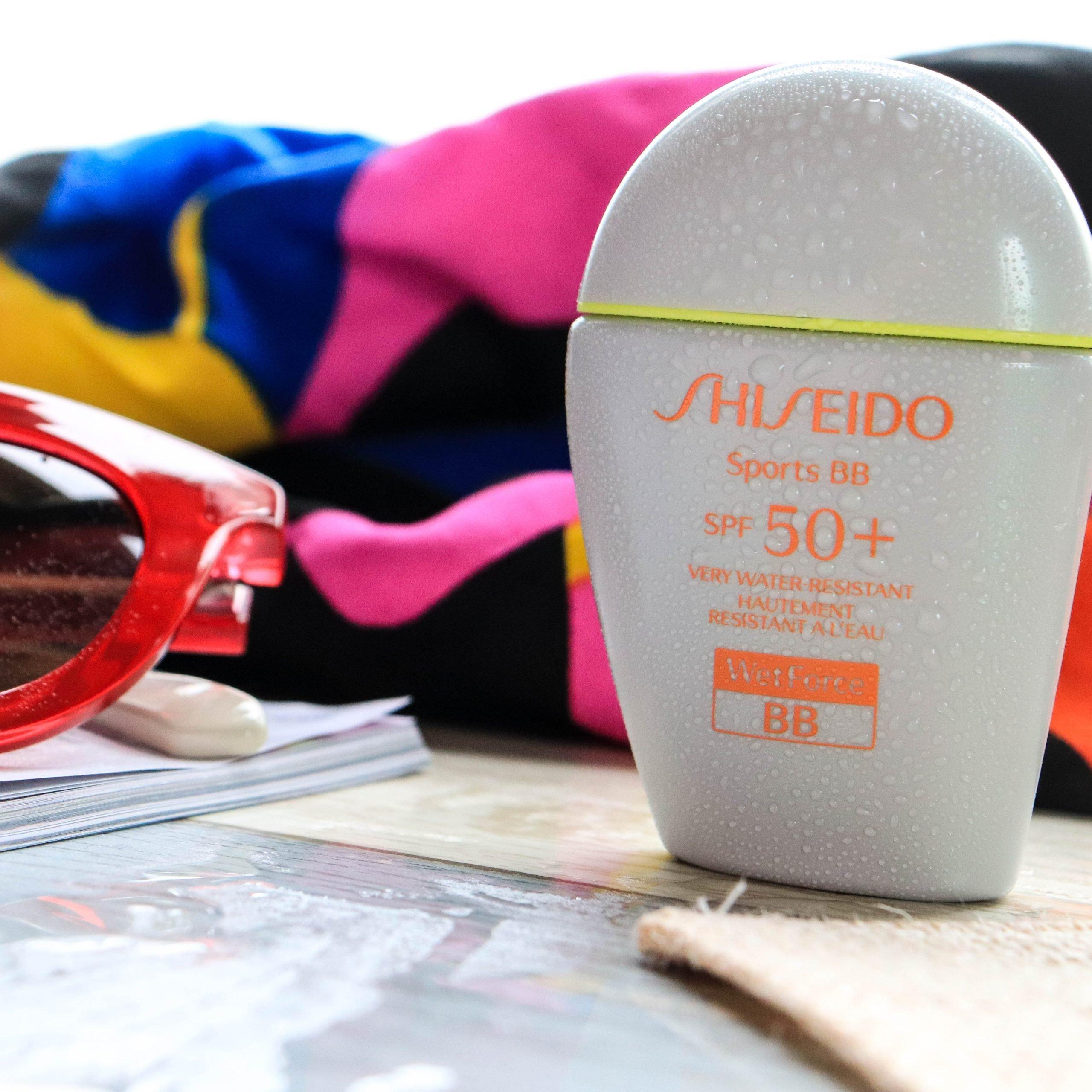 Shiseido x lookfantastic