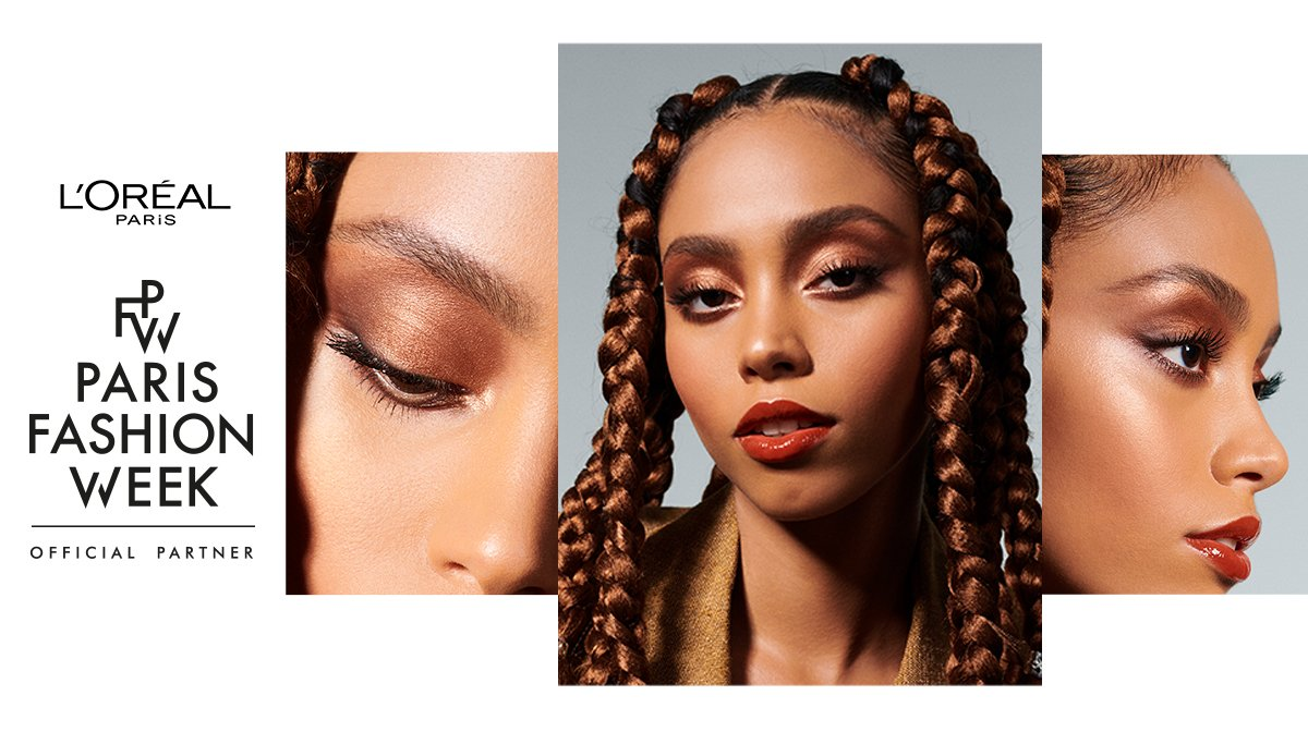 3 Makeup-looks från Paris Fashion Week SS21 | L'Oreal Paris