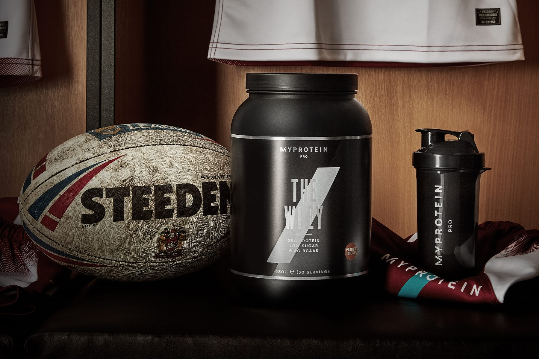 Discover THE Whey | Reach Your Peak Performance