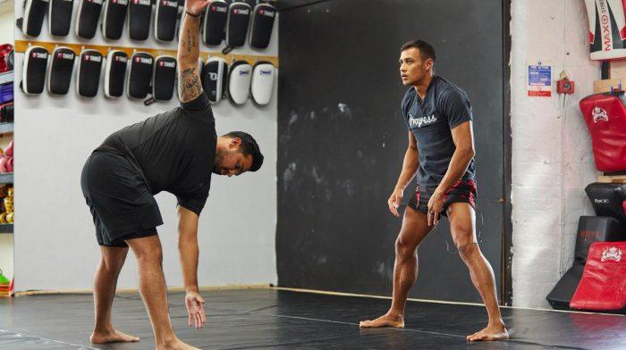 Try Punit's Explosive Muay Thai Shoulder Workout | #MyChallenge