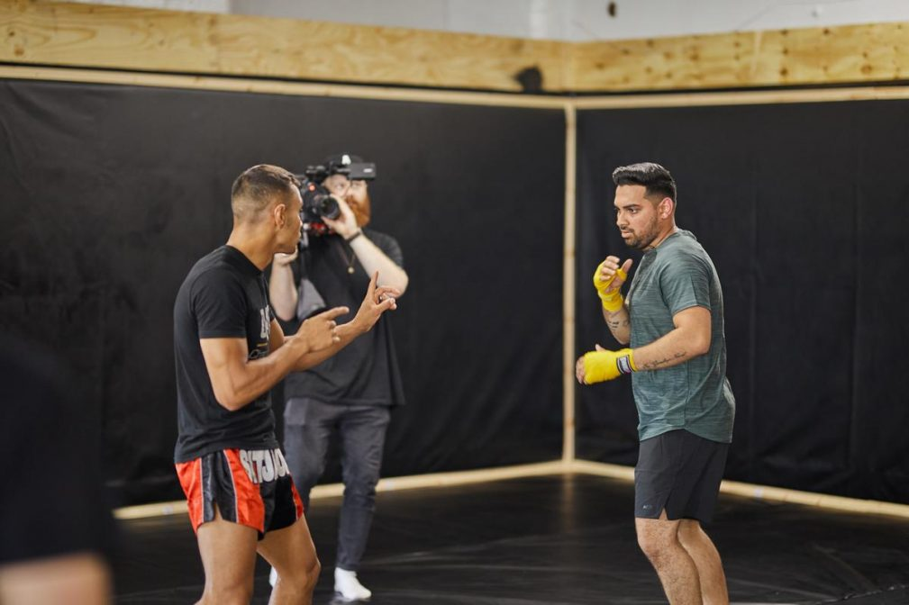 Punit Shows Us How To Nail Muay Thai Nutrition | #MyChallenge