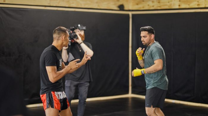 Punit Shows Us How To Nail Muay Thai Nutrition   #MyChallenge
