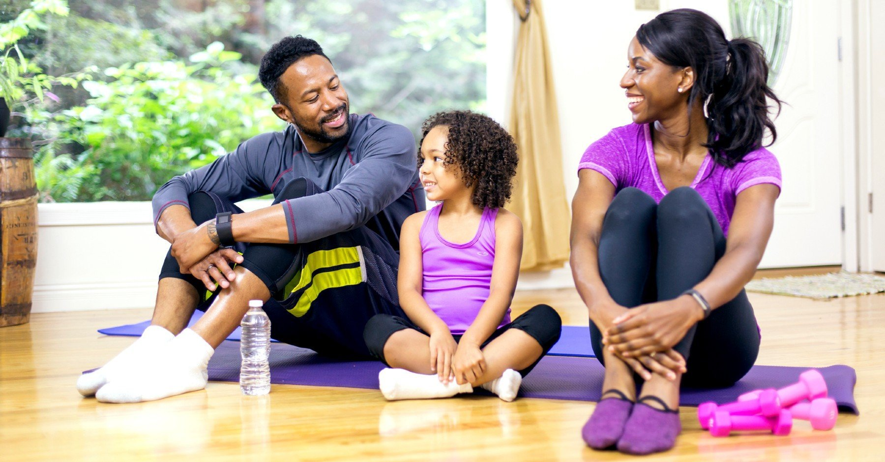 Make Home Workouts Fun | 4 Fitness Games To Play With Your Buddies