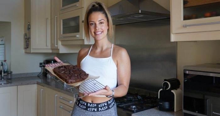 Healthy Brownies | High-Protein Black Bean Brownies