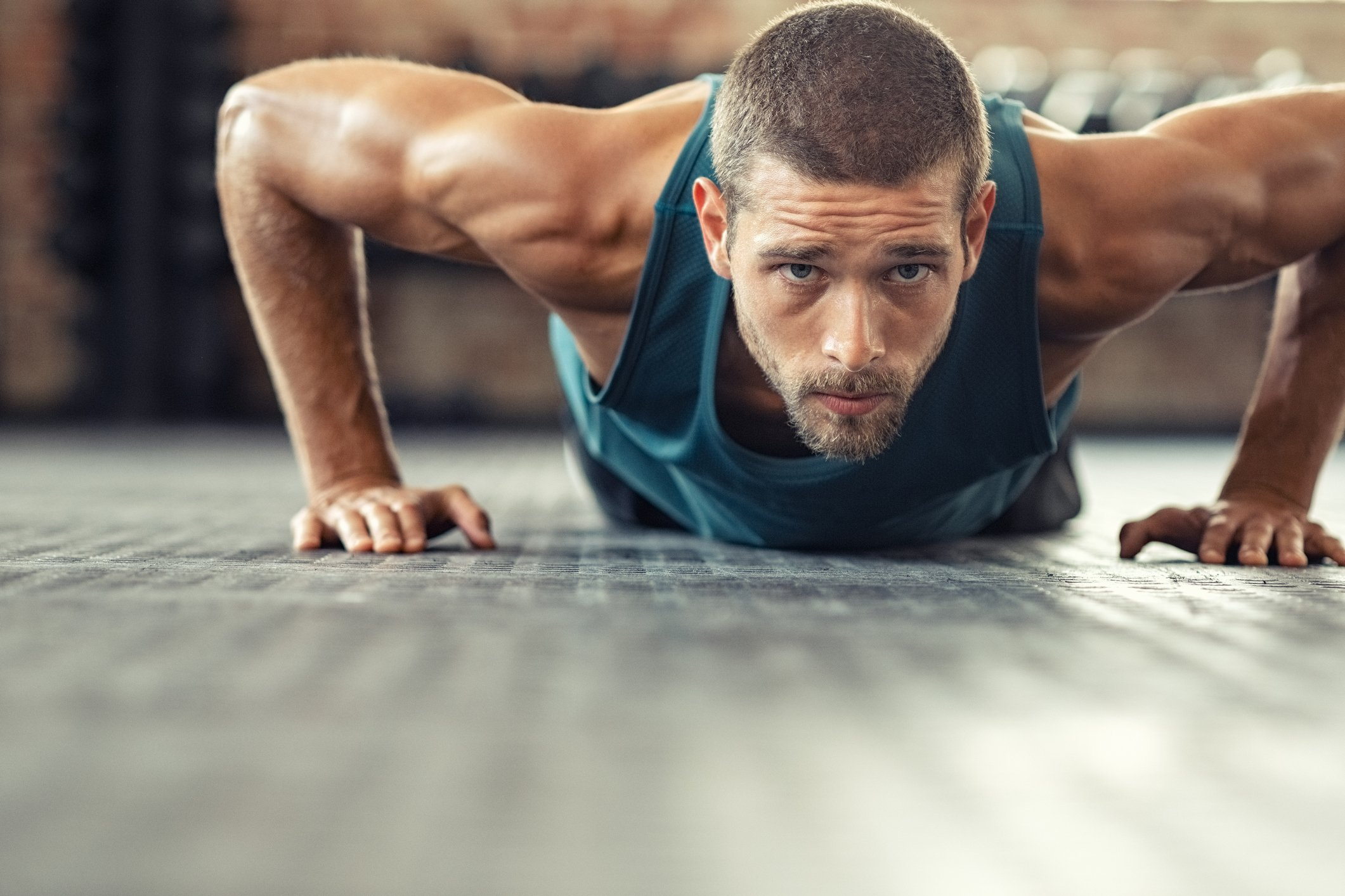 Push Up Workout | 6 Push-Up Exercise Variations For Chest Growth