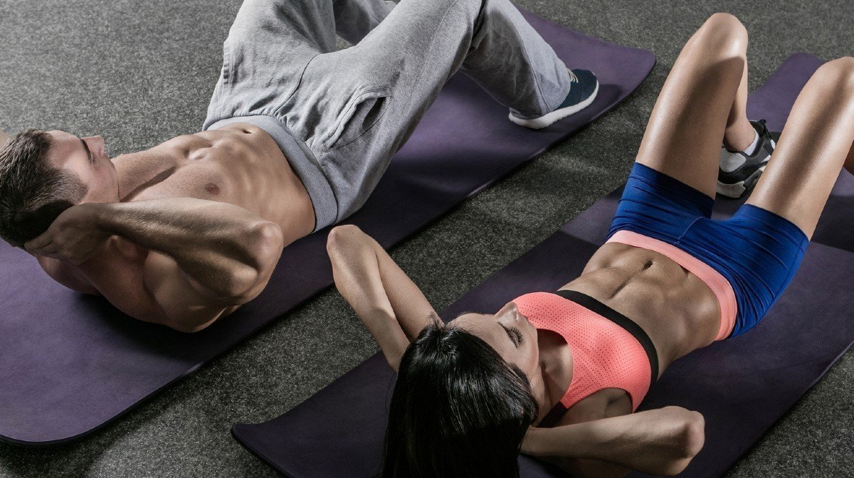 The 9 Best Ab Exercises You Can Do Without Equipment