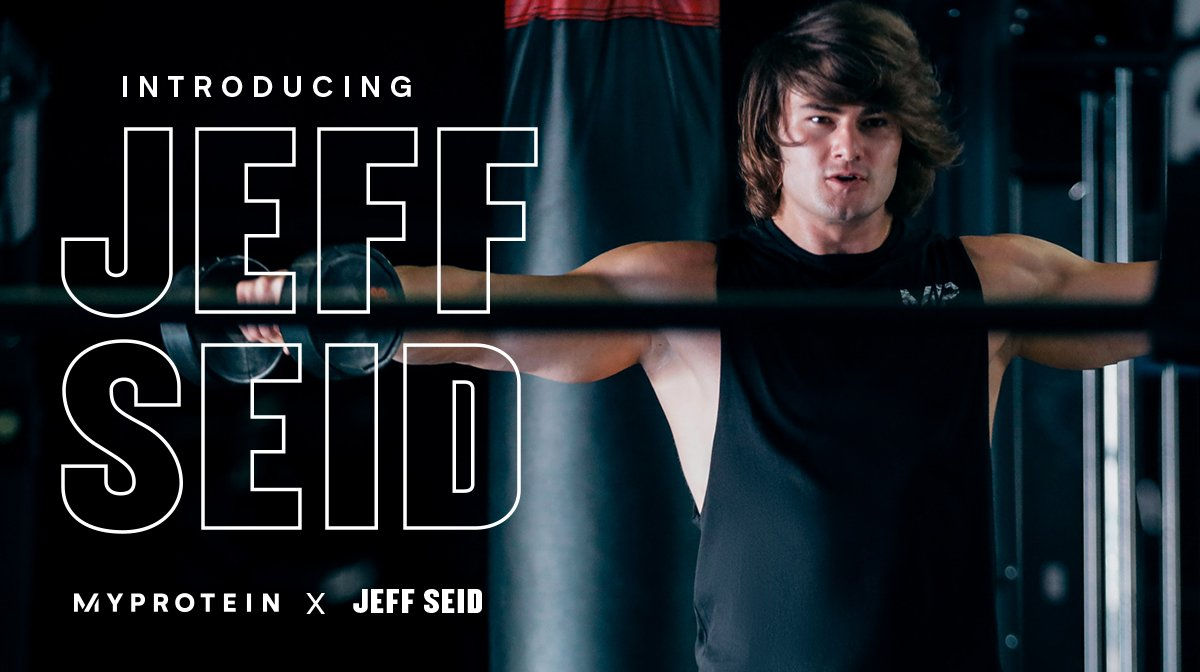 Jeff Seid | His Motivation, Becoming a Natural Bodybuilding Pro, & Joining Team Myprotein