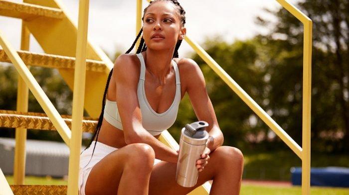 女性健身饮用蛋白粉的好处