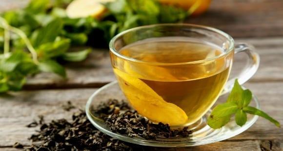 健康食物 绿茶