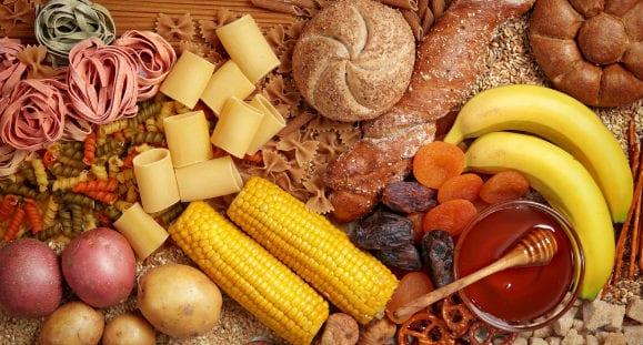 女生们的终极目标:如何吃碳水食物不长胖