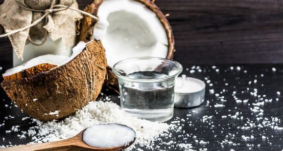 椰子油 椰子油的功效与作用