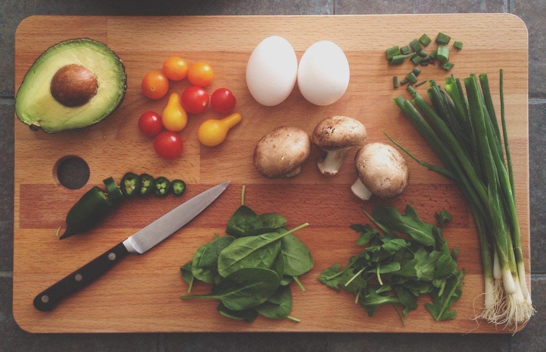 8个小习惯让你开启健康饮食