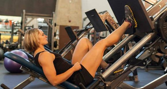 几大妙招让你爱上臀腿训练日