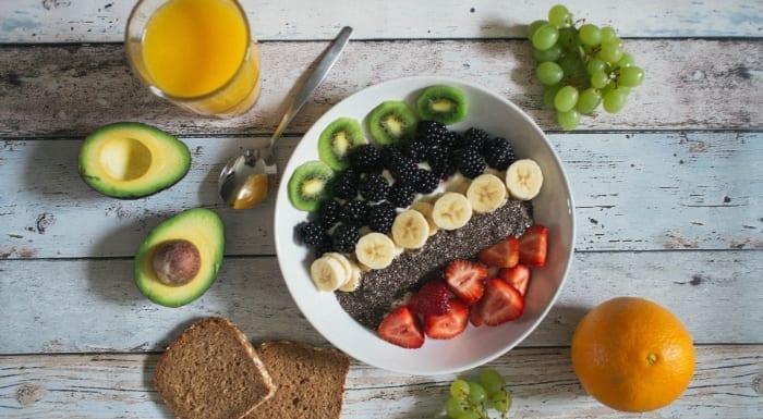 维生素爆表的高蛋白健康早餐,全天候活力满满