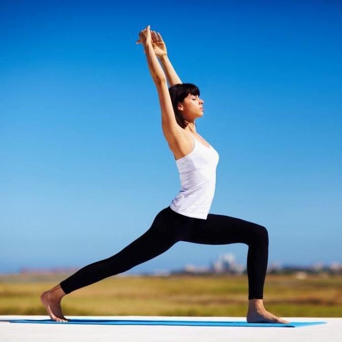 10个适合瑜伽初学者的锻炼