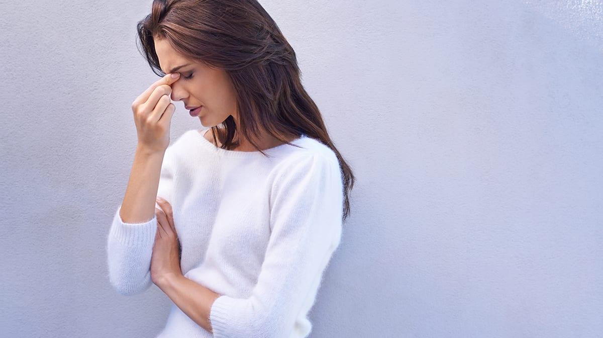 Как стресс влияет на вашу кожу?