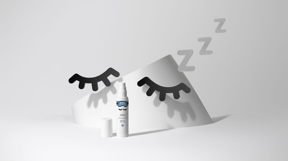 Секрет сладкого сна от REN