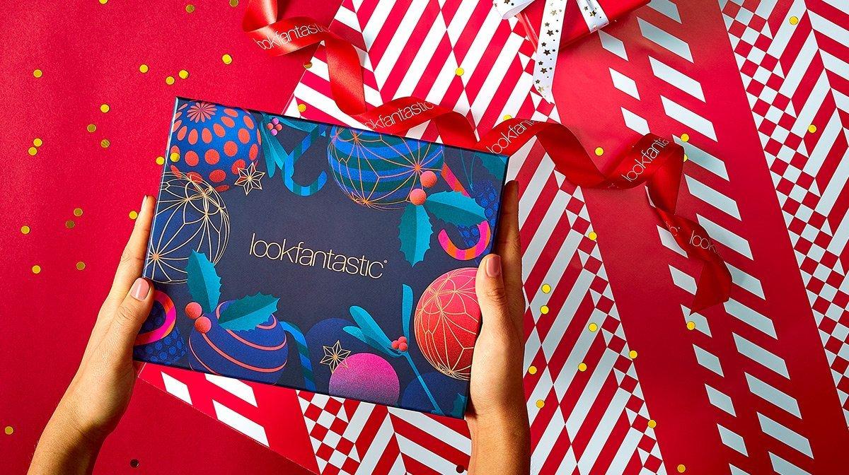 Декабрьский выпуск lookfantastic Beauty Box