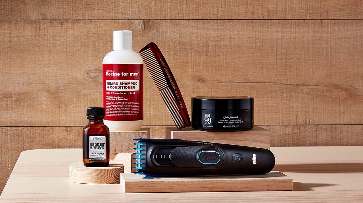 7 продуктов, которые нужны каждому мужчине с бородой