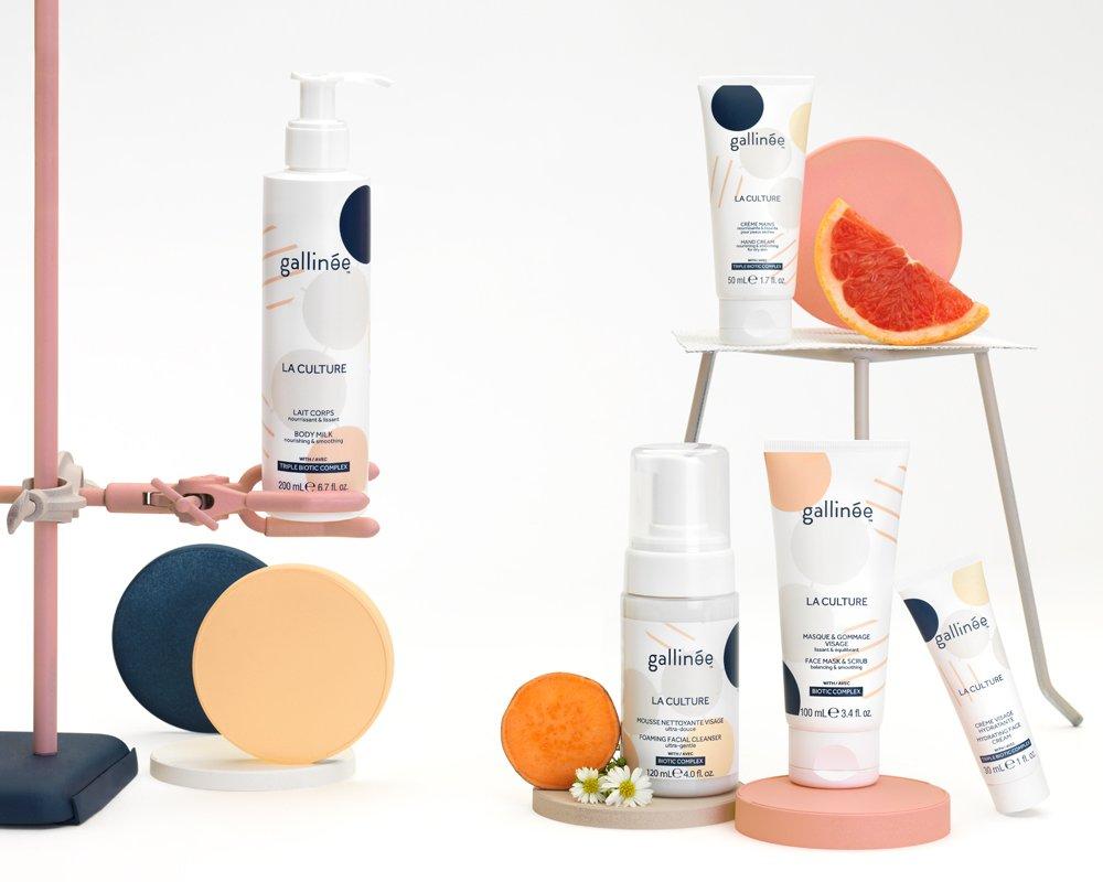 Тренд 2020 — продукты для кожи с пробиотиками