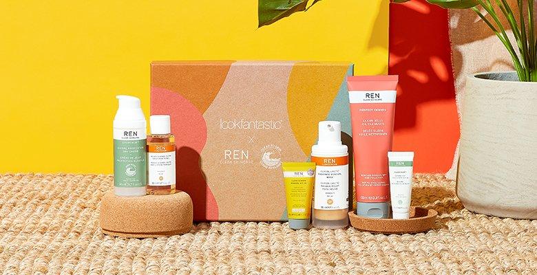 Встречайте — Лимитированный Выпуск Beauty Box с REN!