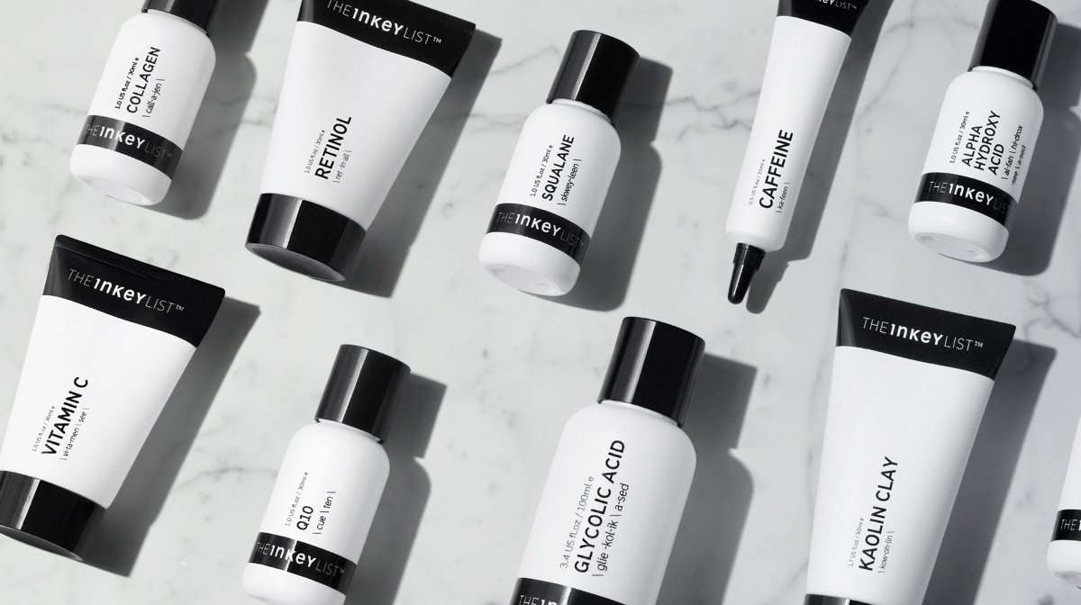 The INKEY List — доступный уход за кожей с супер ингредиентами.