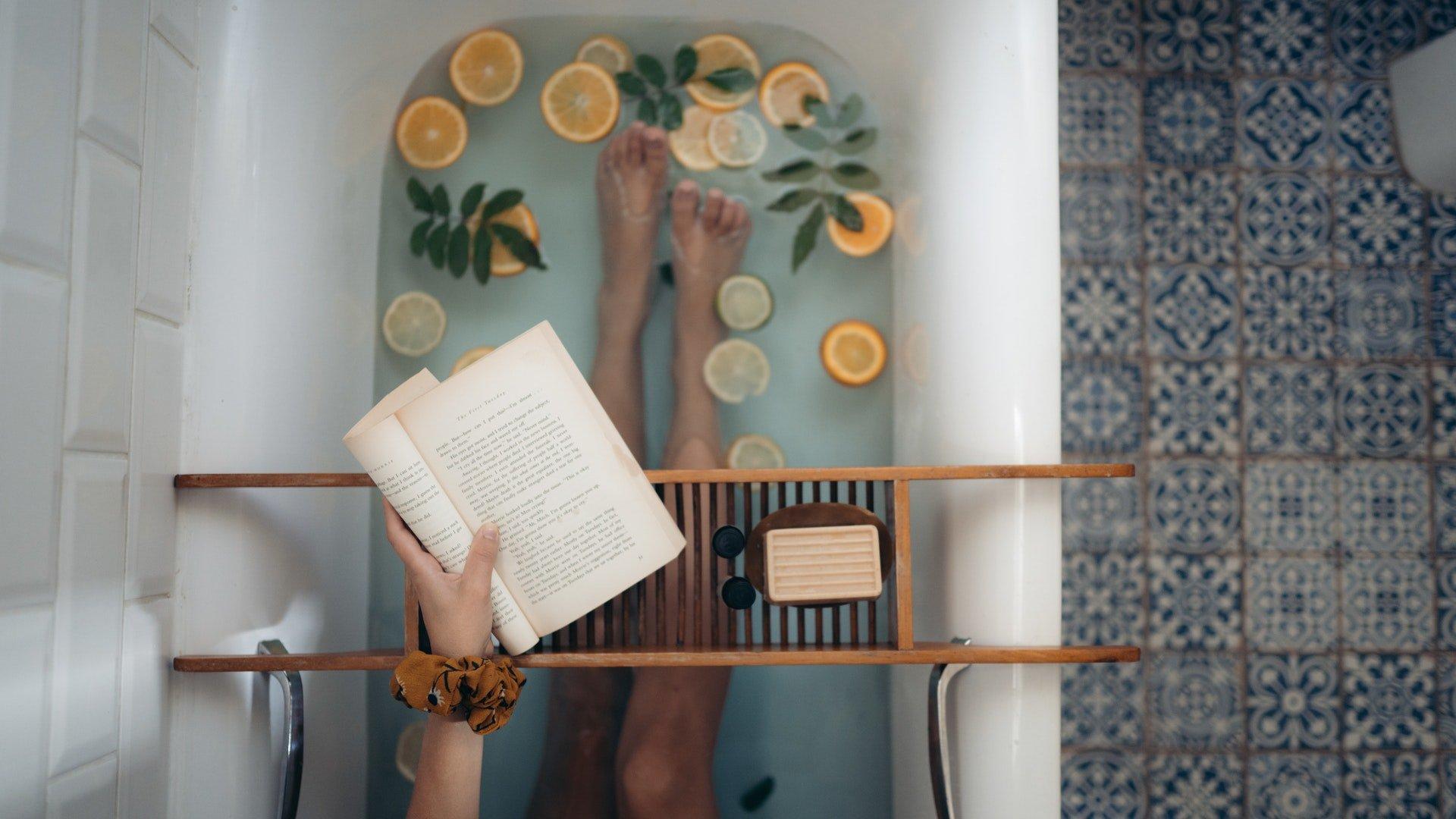 Витамин С в ванне