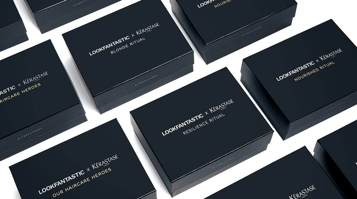 Kerastase beauty boxes