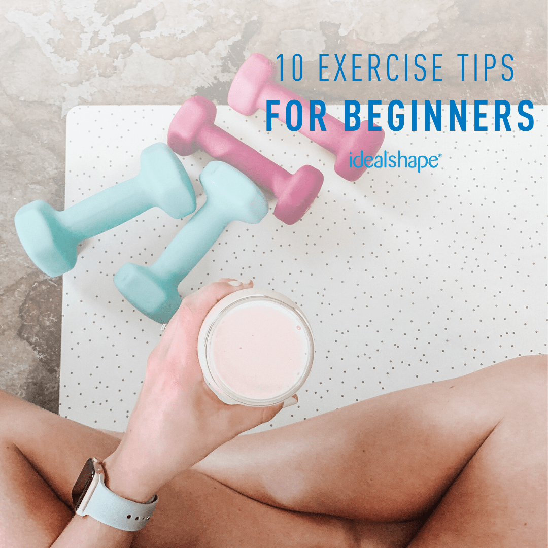 10 Exercise Tips For Beginners