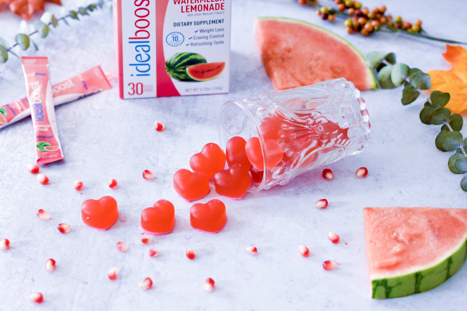 Watermelon Lemonade Gummies